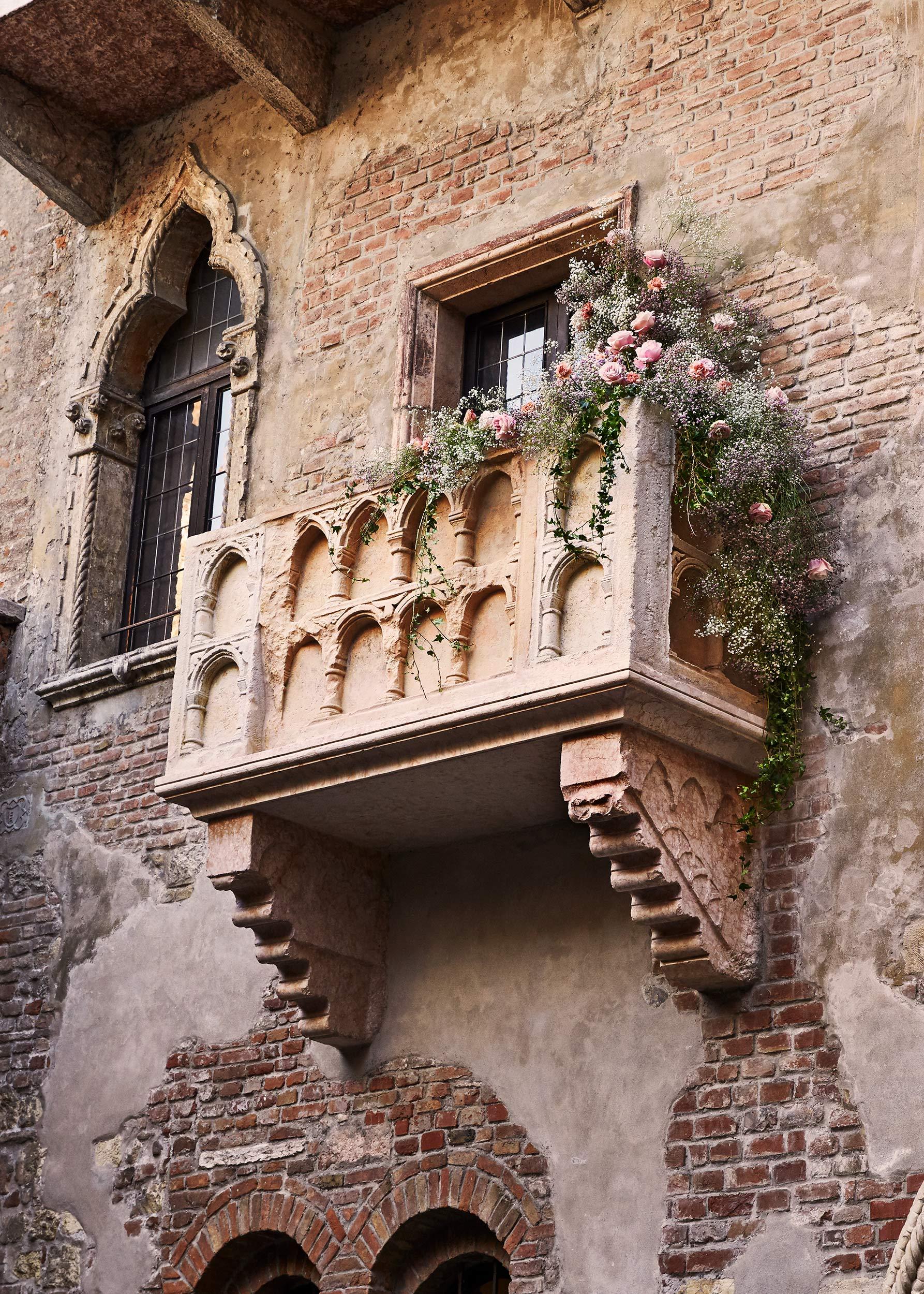 Balcone Romeo e Giulietta - Neomag.