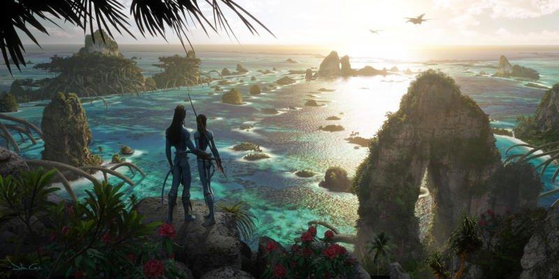 Avatar 2 di James Cameron - Neomag.