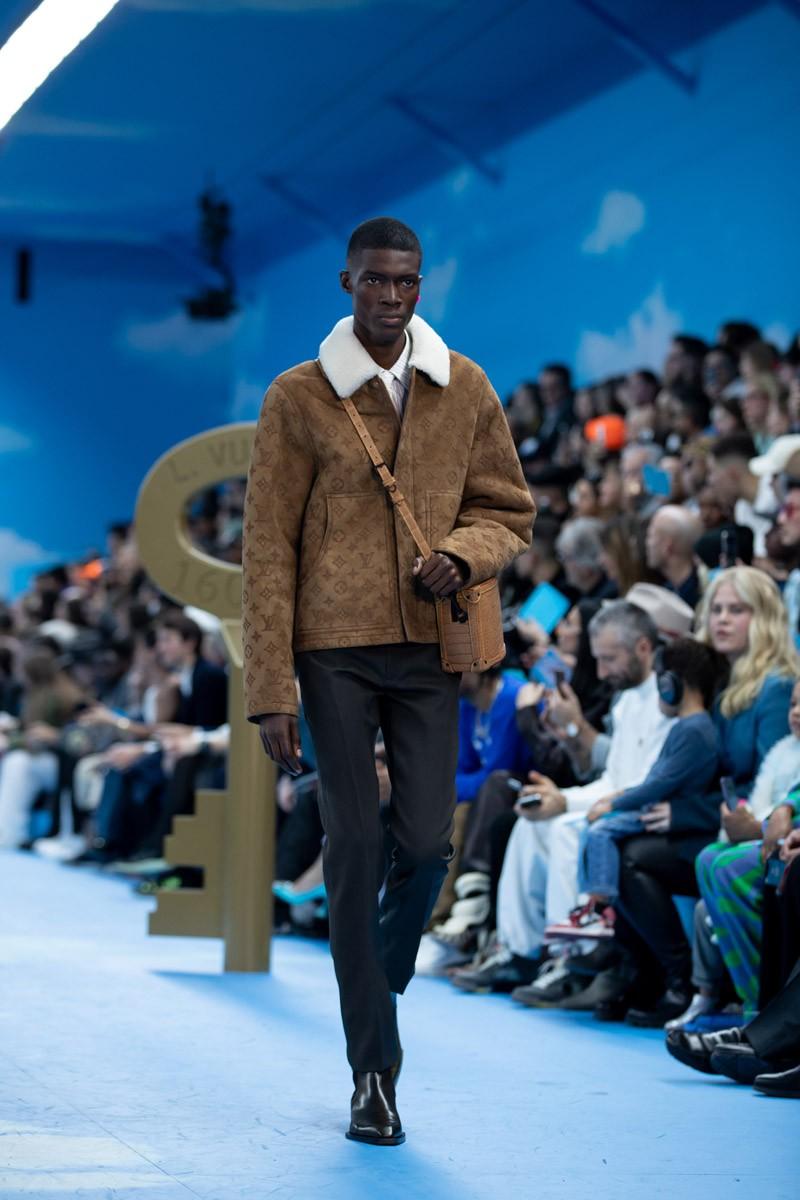 Cappotto Louis Vuitton - Neomag.