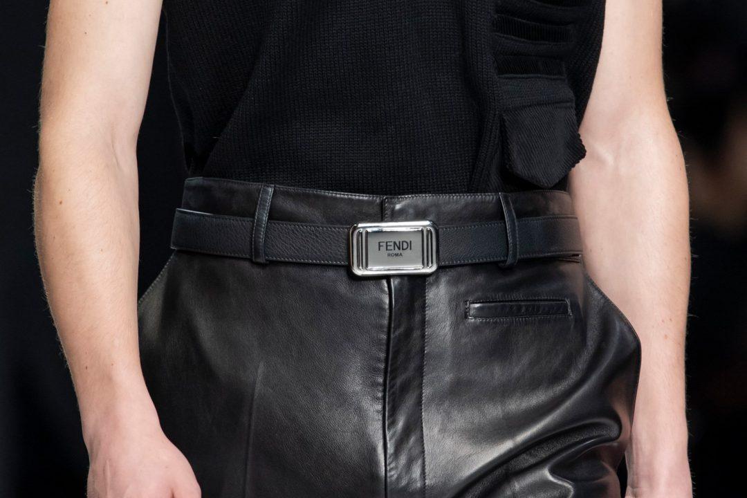 Cintura Fendi - Neomag.