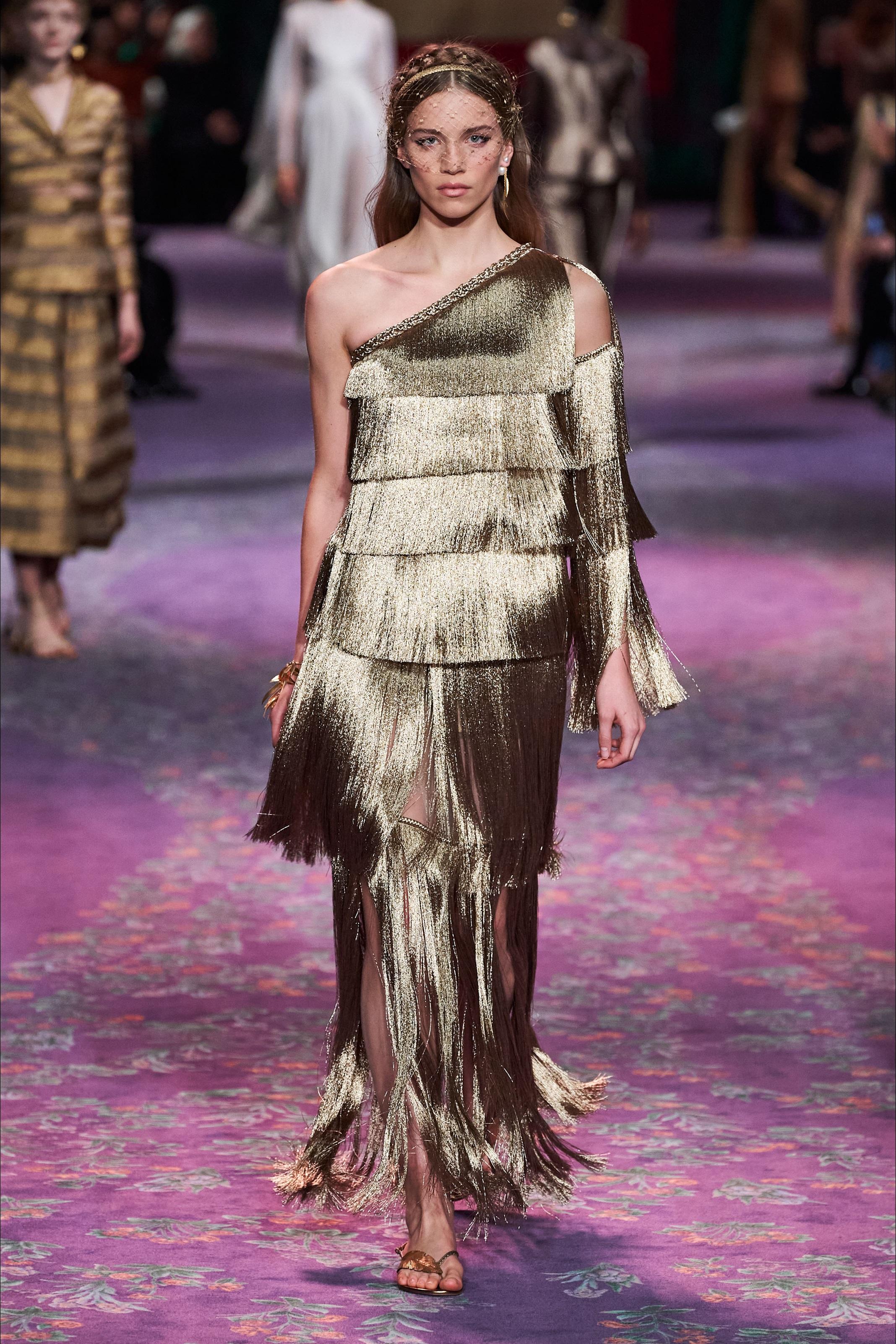 Abito Lungo Dior 2020 - Neomag.
