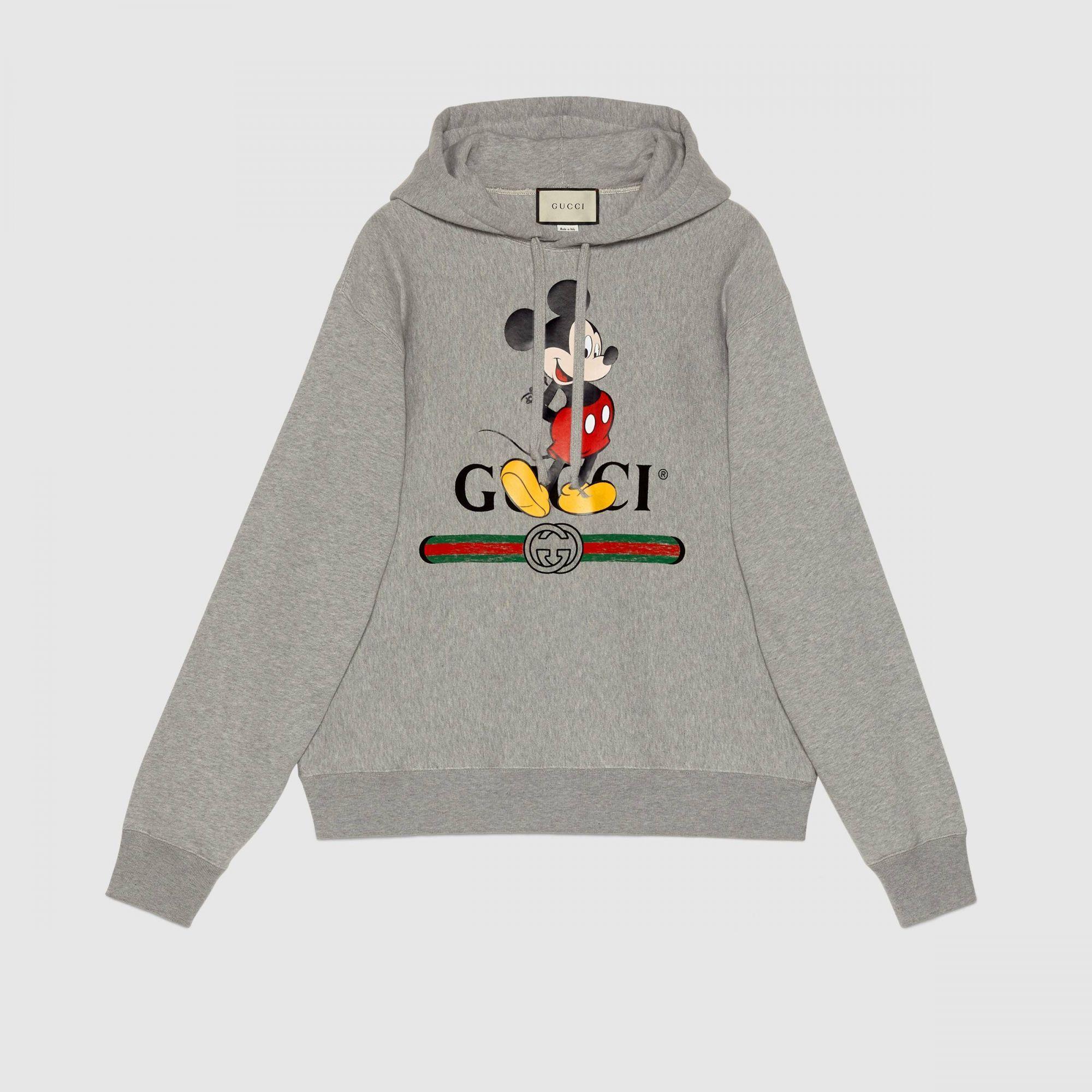 Felpa Gucci x Disney - Neomag.