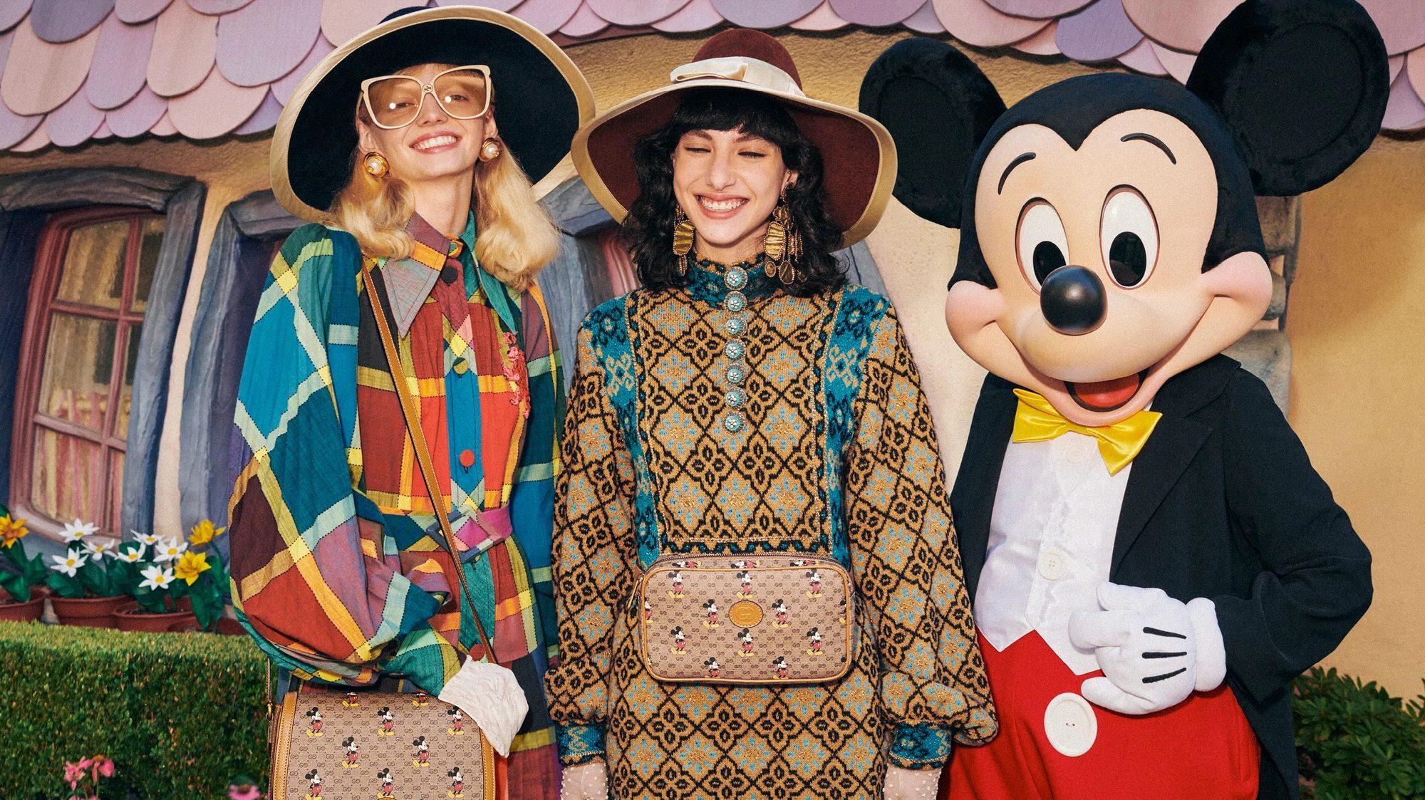 Gucci per Disney - Neomag.