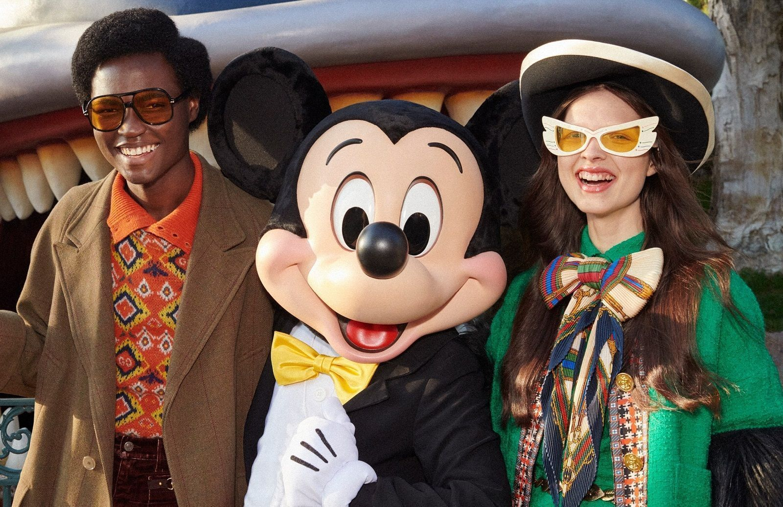 Gucci x Disney - Neomag.