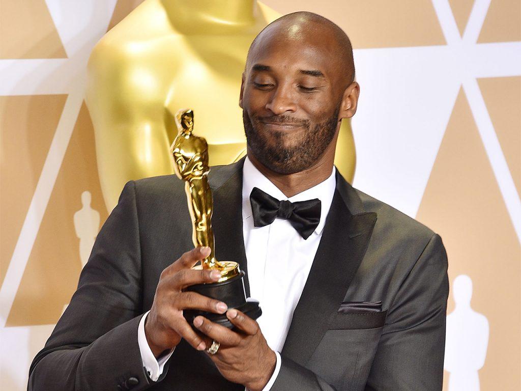 Kobe Bryant Oscar - Neomag.