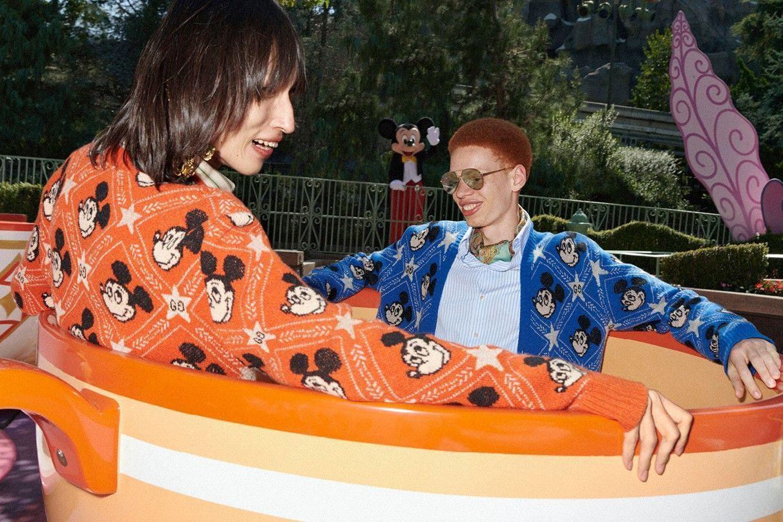 Maglioni Gucci X Disney - Neomag.