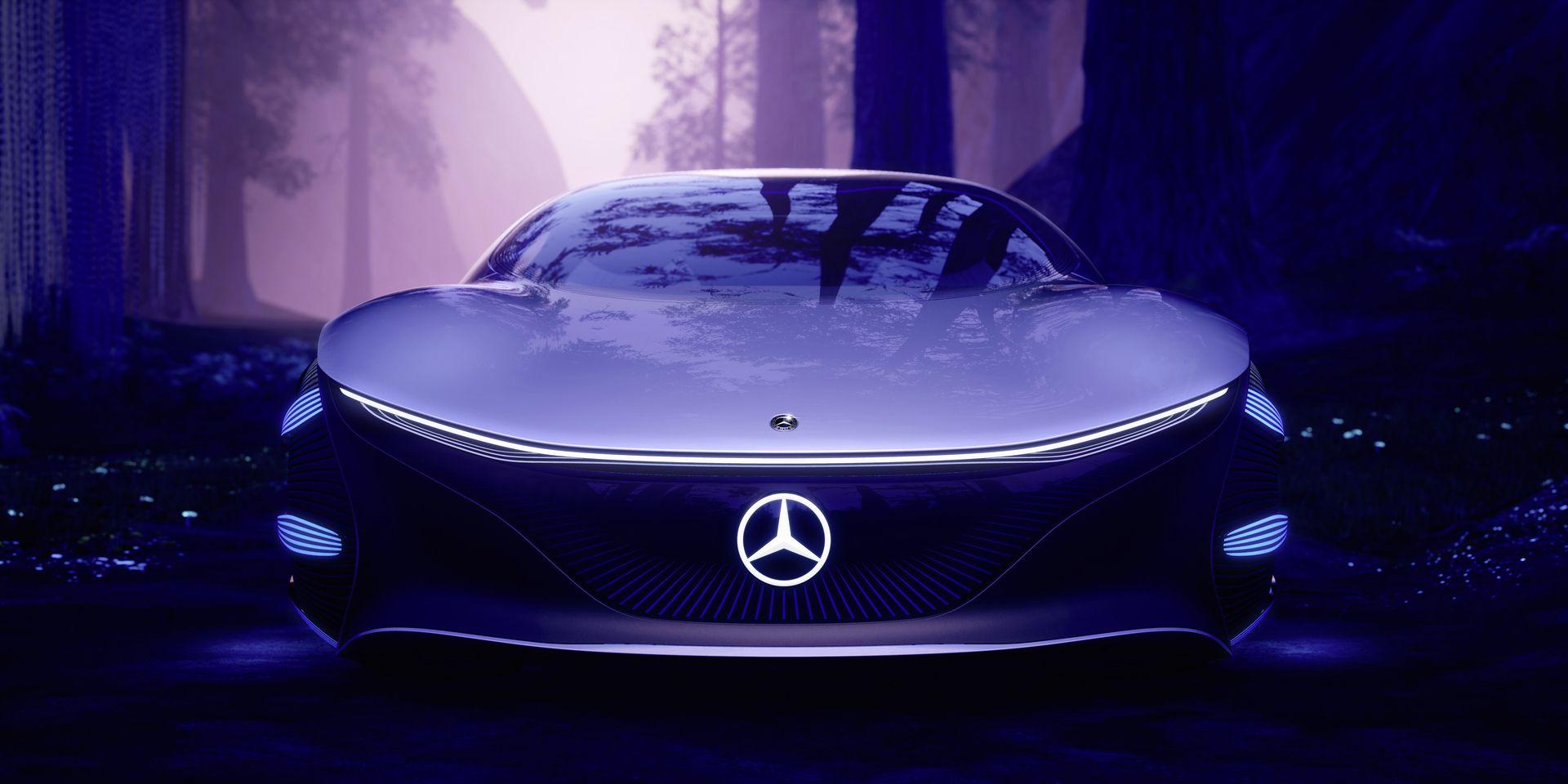 Mercedes Benz Avatar - Neomag.
