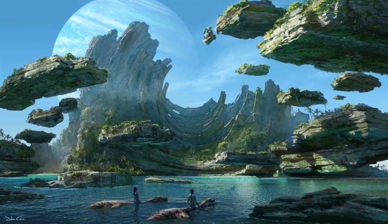 Pandora in Avatar 2 - Neomag.
