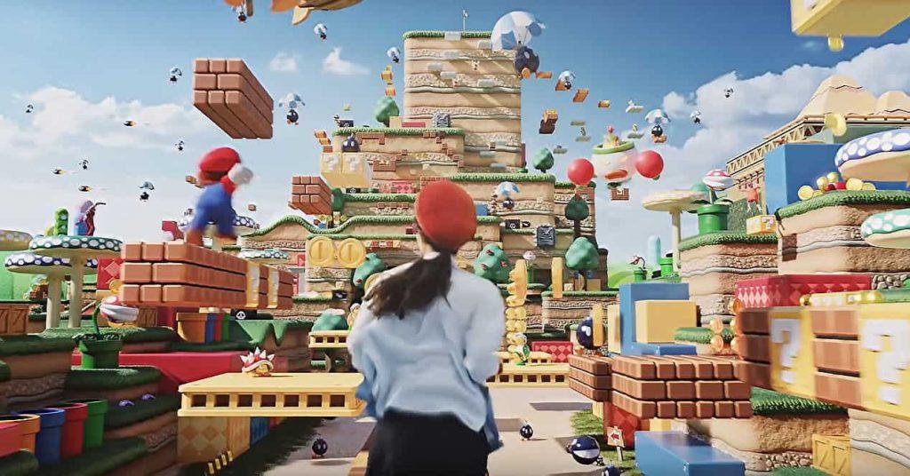 Super Nintendo World - Neomag.