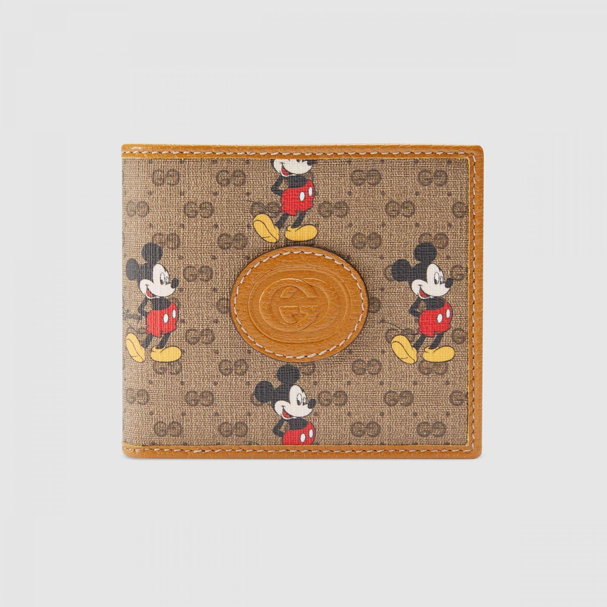 Portafoglio Gucci x Disney - Neomag.