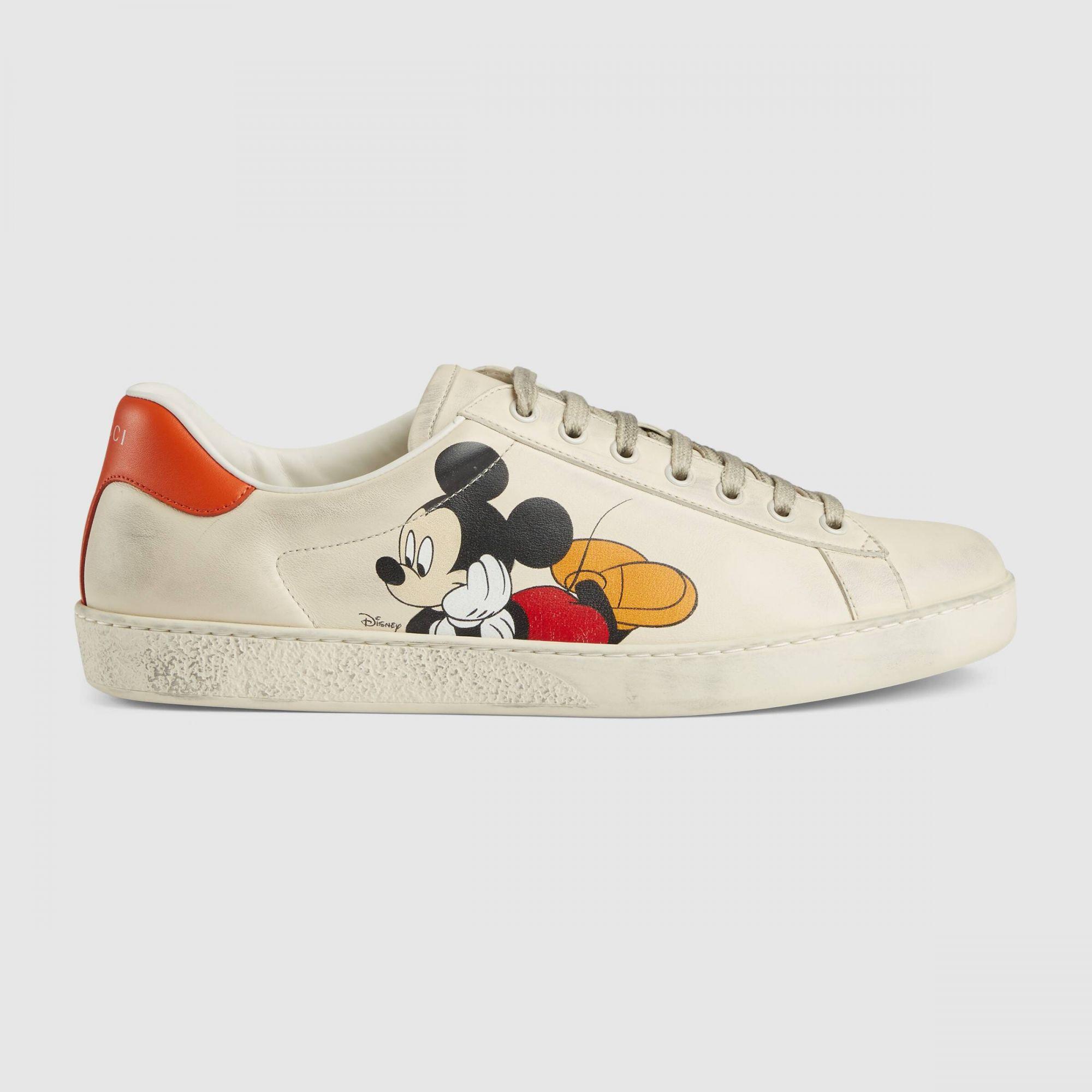 Scarpe Gucci per Disney - Neomag.