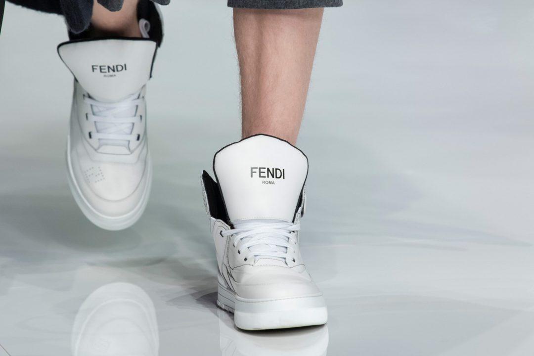 Sneaker Fendi - Neomag.