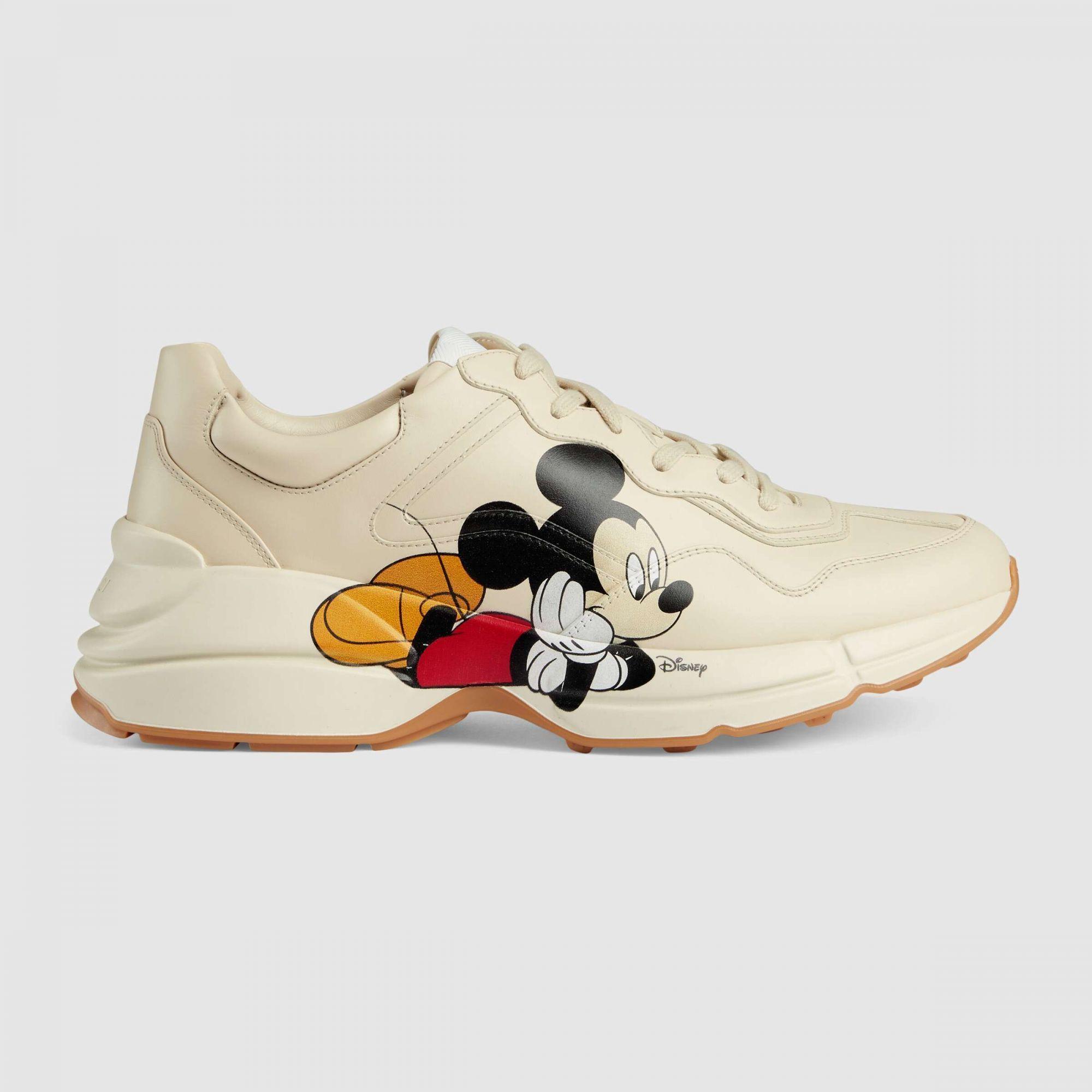 Sneaker Gucci Disney - Neomag.