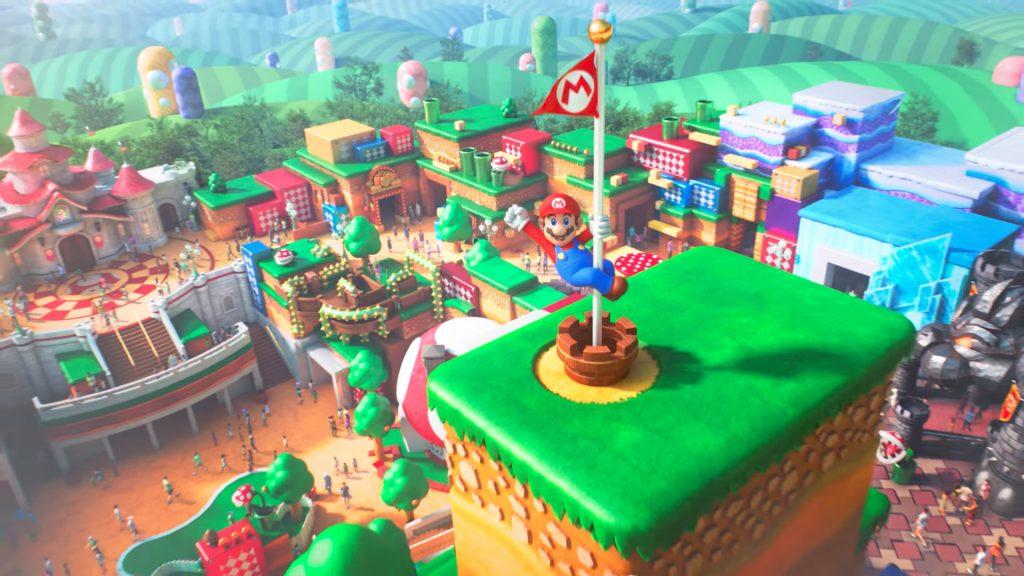 Parco a tema Super Mario - Neomag.