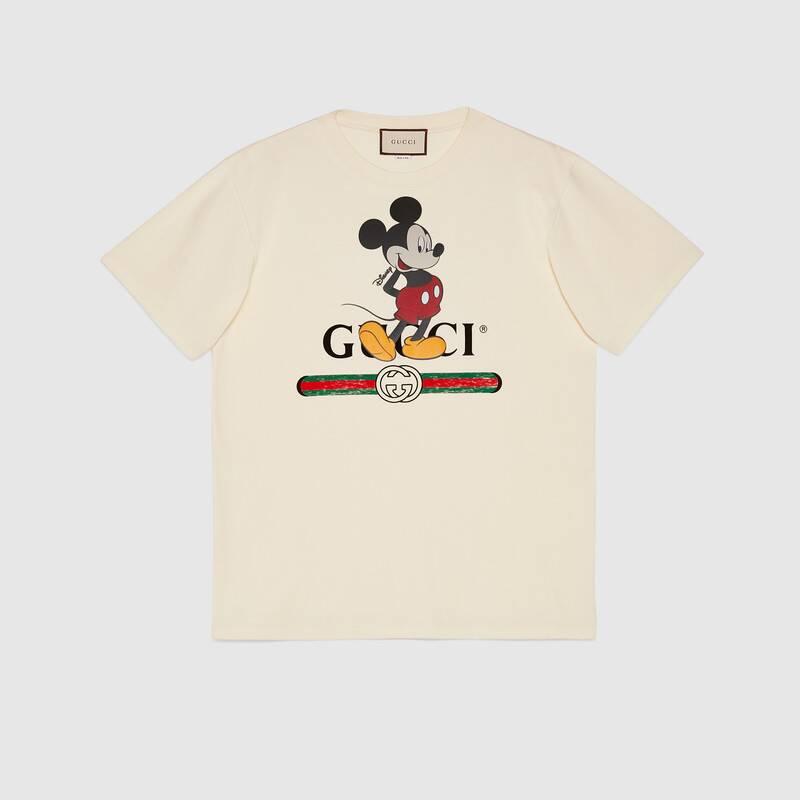 T shirt Gucci con Topolino - Neomag.