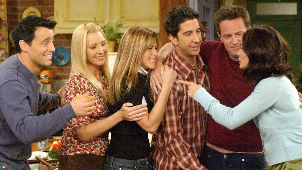 Ultima cena di Friends - Neomag.
