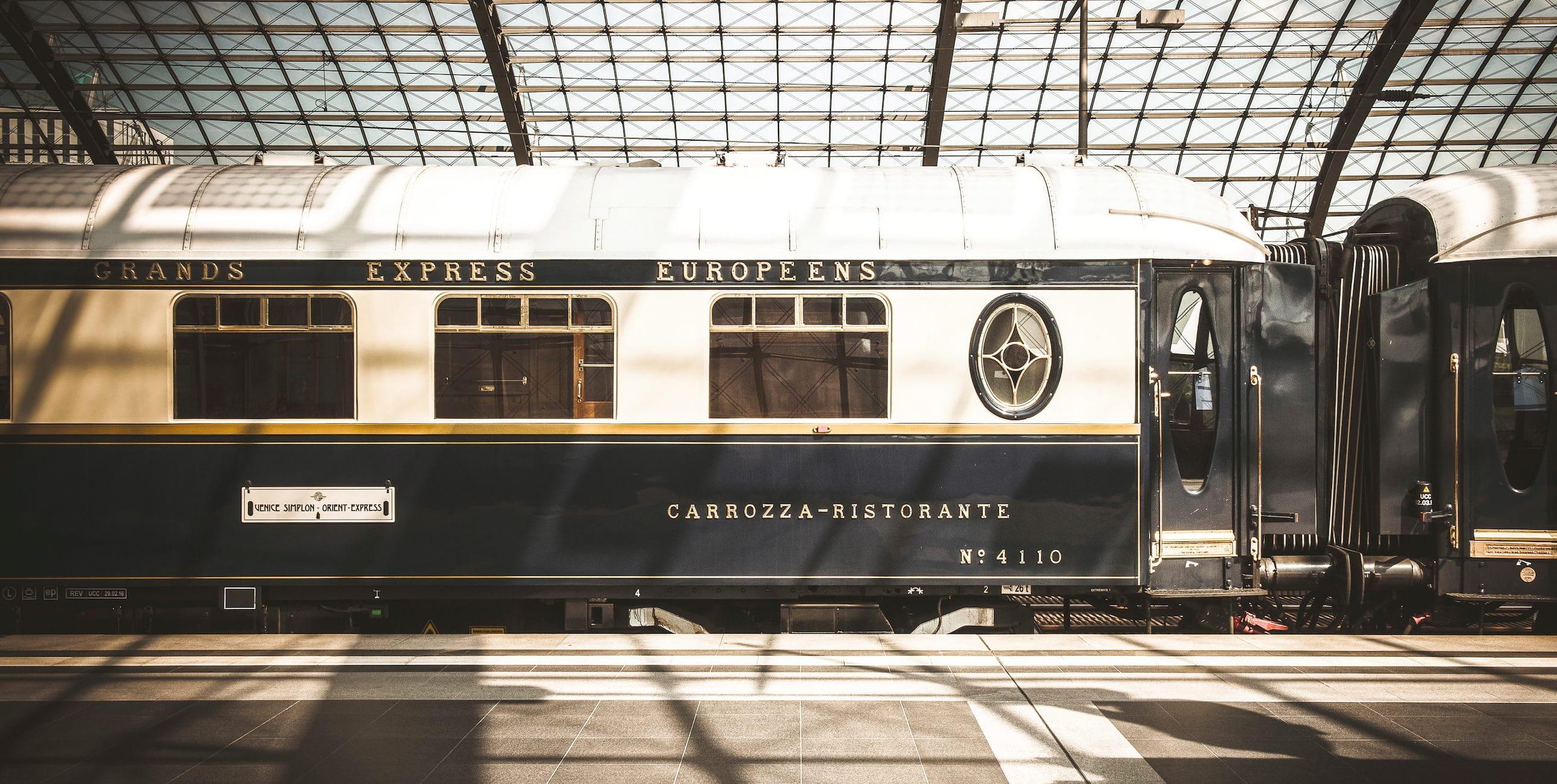 Belmond Venice Simplon Orient Express - Neomag