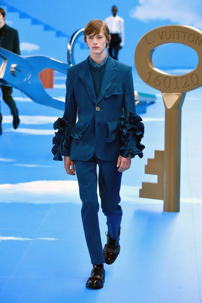 parigi fashion week autunno-inverno 2020-2021 louis vuitton - Neomag.