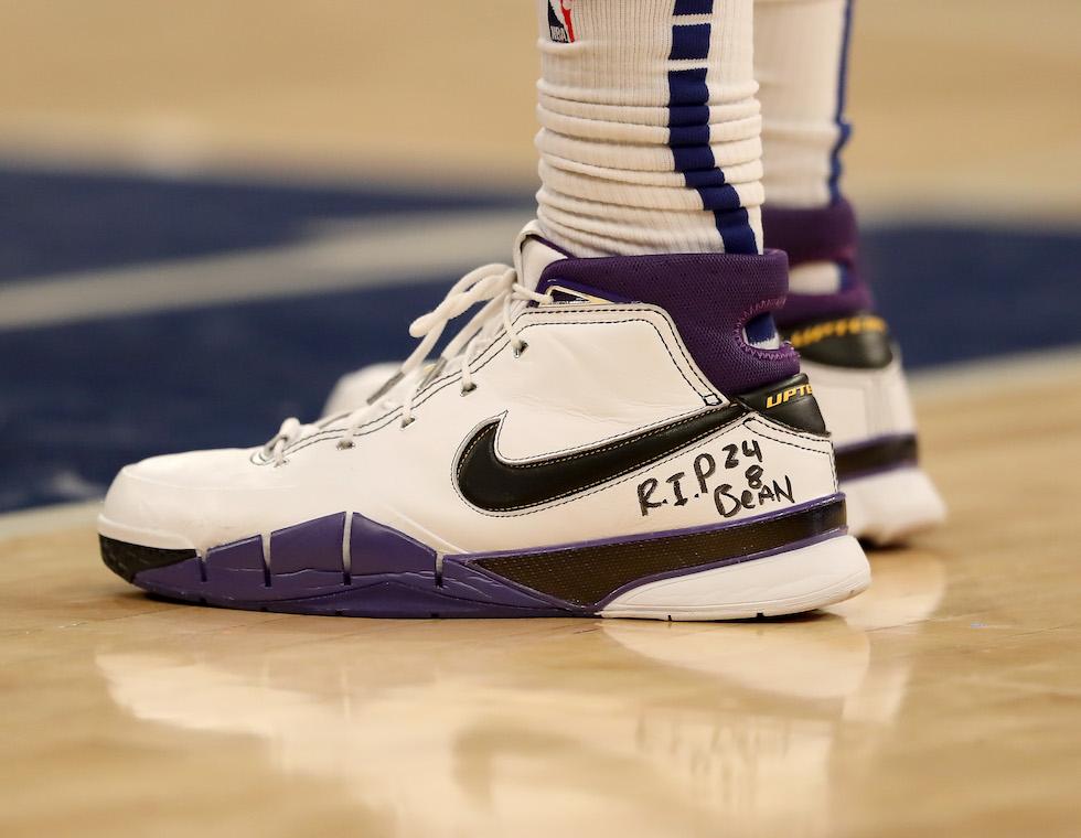 scarpe di Marcus Morris dei New York Knicks - Neomag.