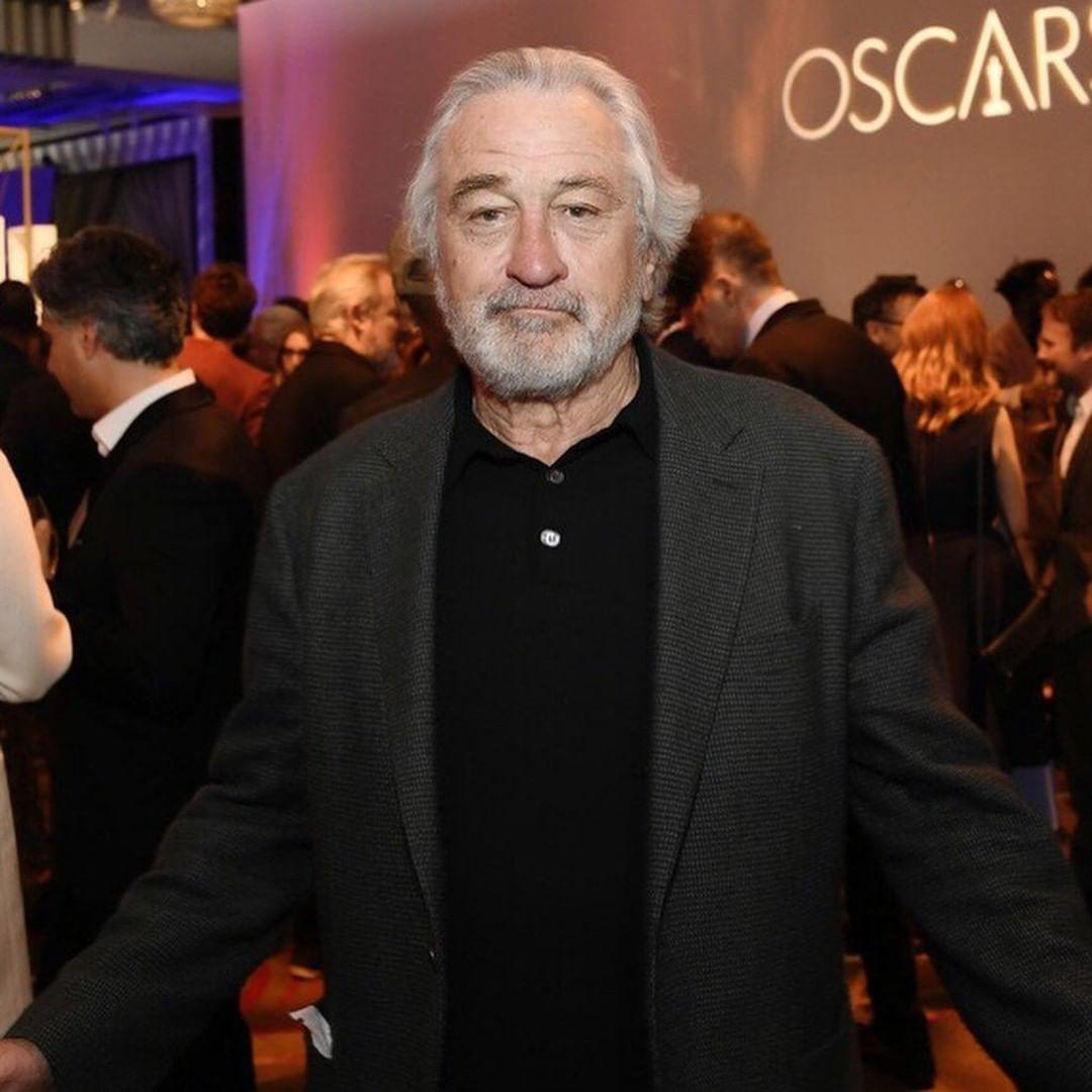 Robert de Niro ai Nominees Luncheon degli Oscar 2020 - Neomag.