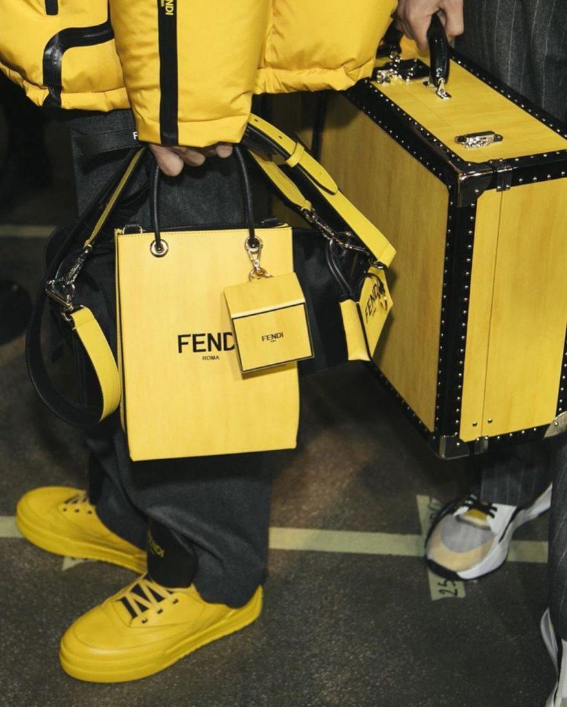 Collezione Uomo di Fendi - Neomag.