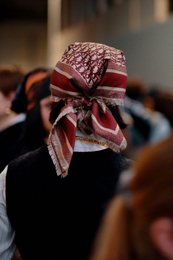 Foulard di Dior - neomag.