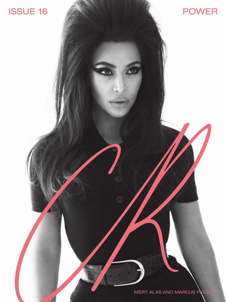 Kim Kardashian x CR Fashion Book - Neomag.