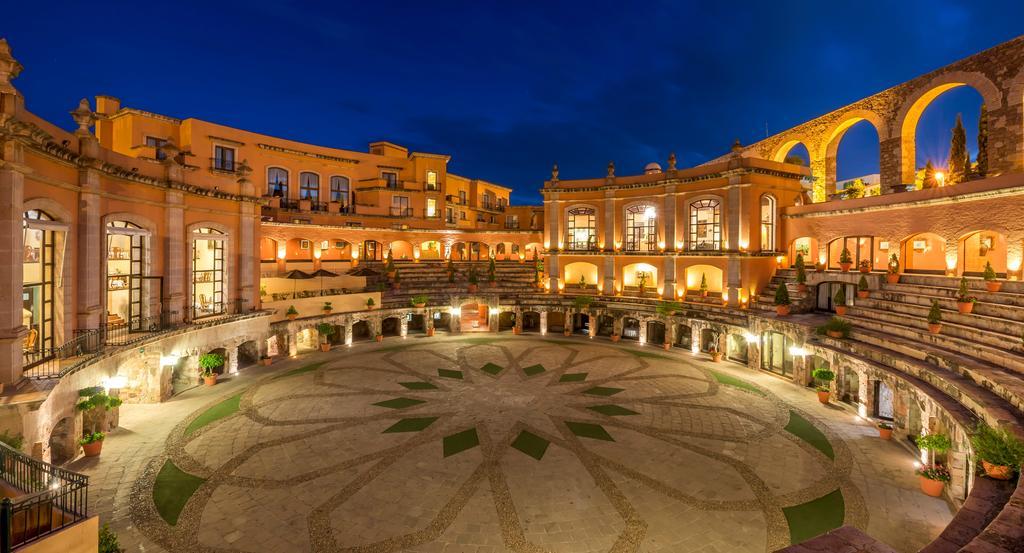 Quinta Real Zacatecas - Neomag.
