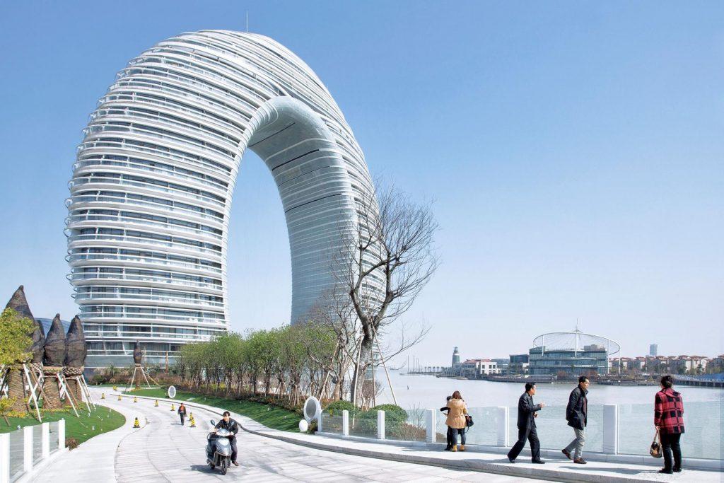 Sheraton Huzhou Hot Spring Resort - Neomag.