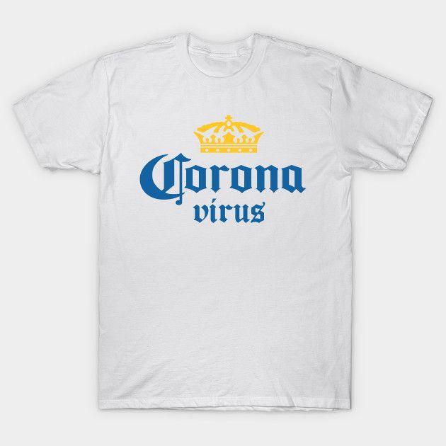 T Shirt Corona Virus - Neomag.