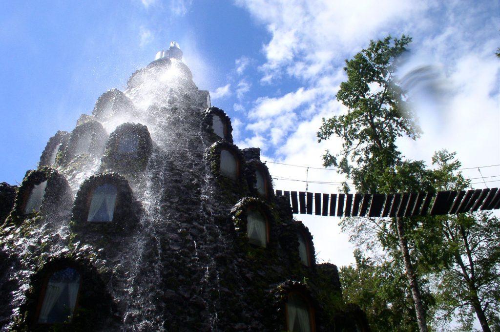 The Magic Mountain Hotel - Neomag.