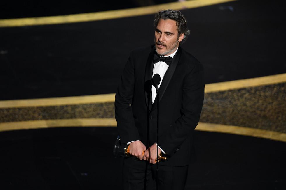 oscar 2020 Joaquin Phoenix - Neomag.