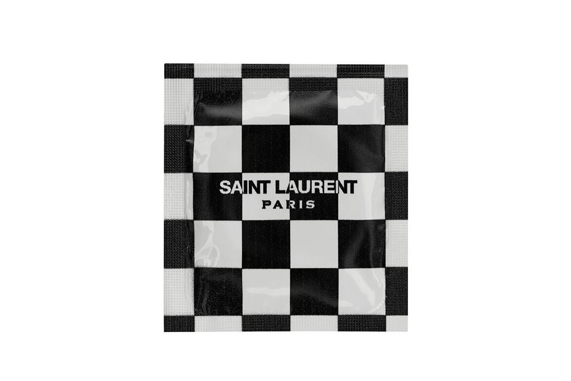 preservativi Saint Laurent - Neomag.