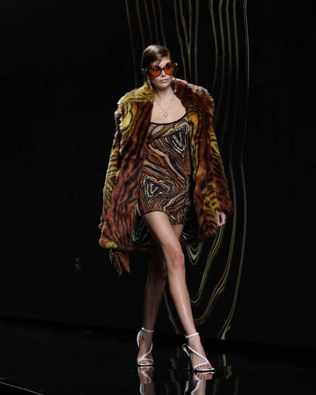 Kaia Gerber per Versace - Neomag.