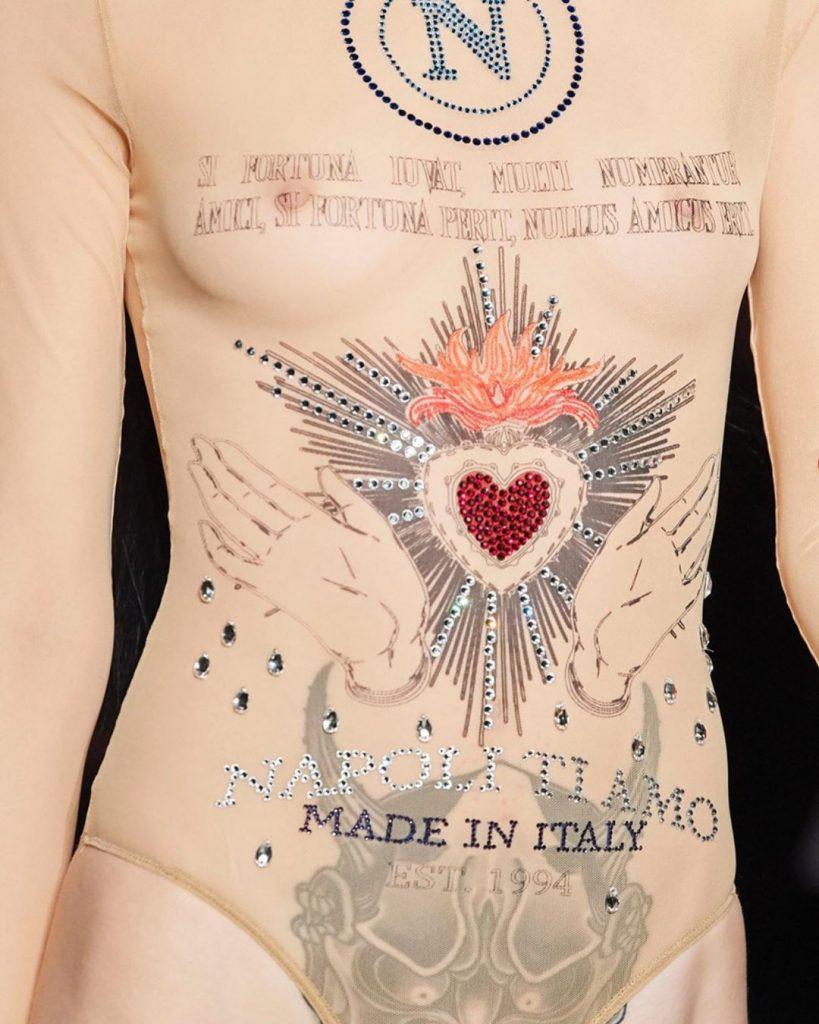 Body GCDS Napoli - Neomag.