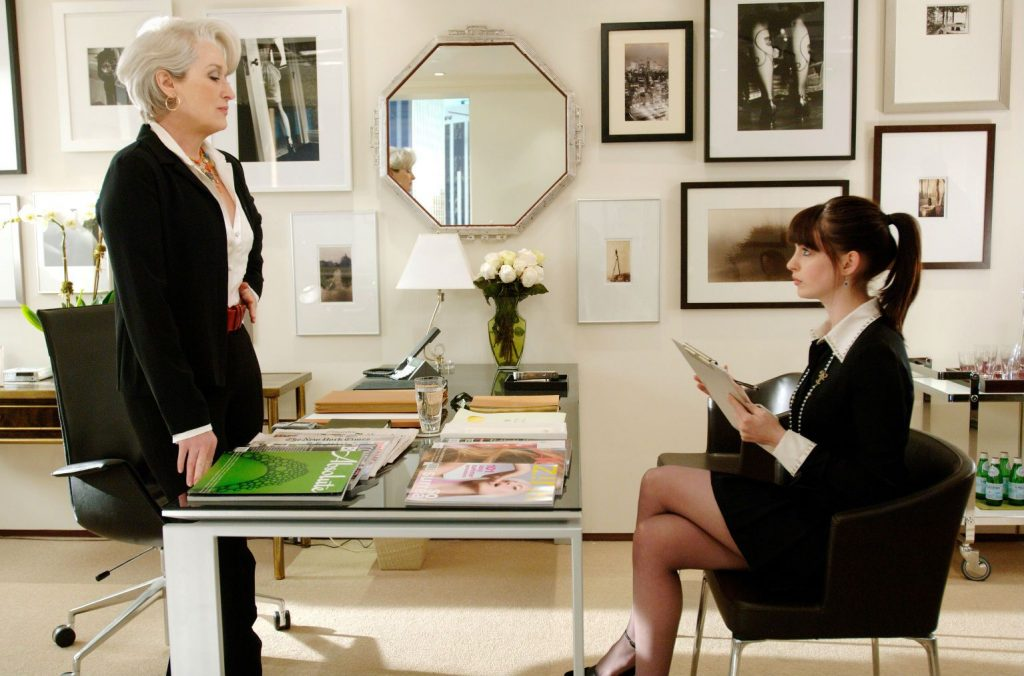 Anne Hathaway e Meryl Streep - neomag.