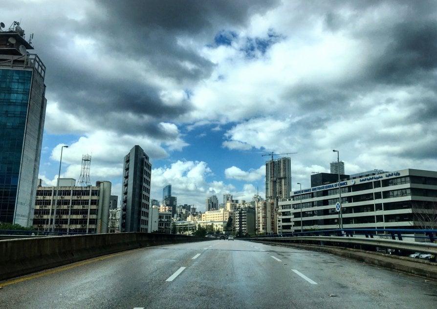 Beirut deserta - neomag.
