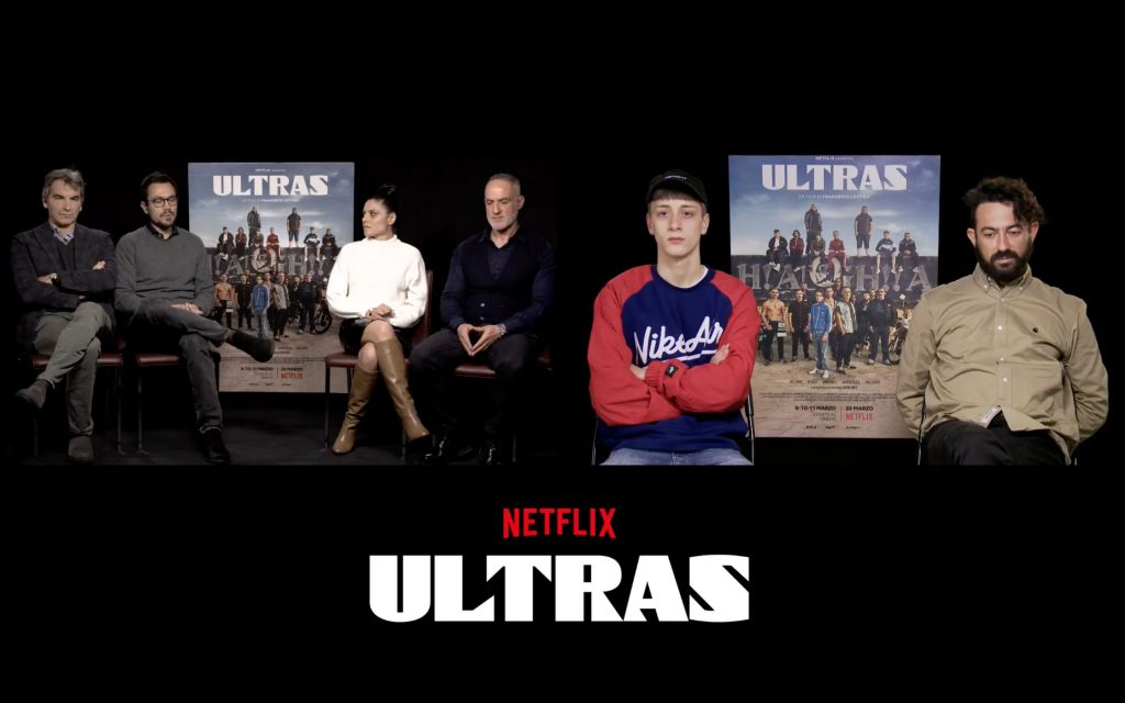 Conferenza stampa film Ultras - Neomag.