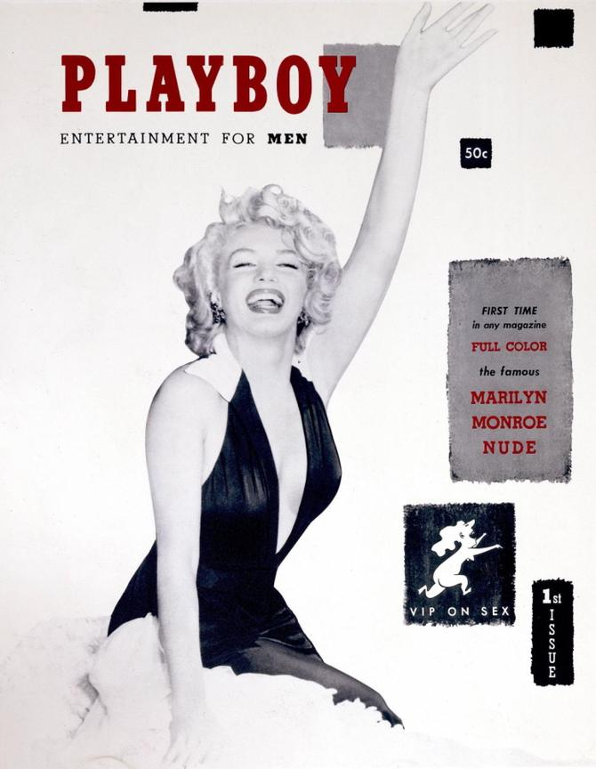 Marylin Monroe x Playboy - Neomag.