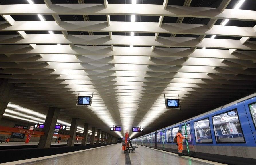 Metropolitana di Monaco - neomag.