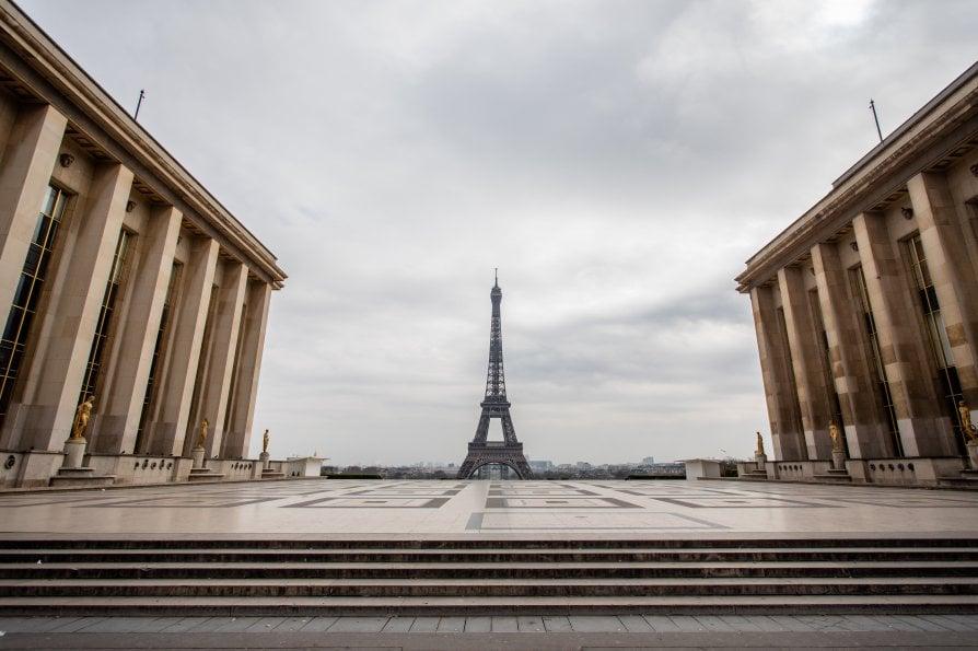 Palazzo del Trocadero a Parigi - neomag.