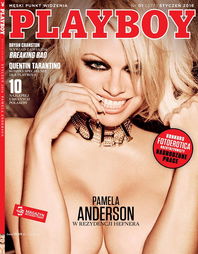 Pamela Anderson x Playboy - neomag.