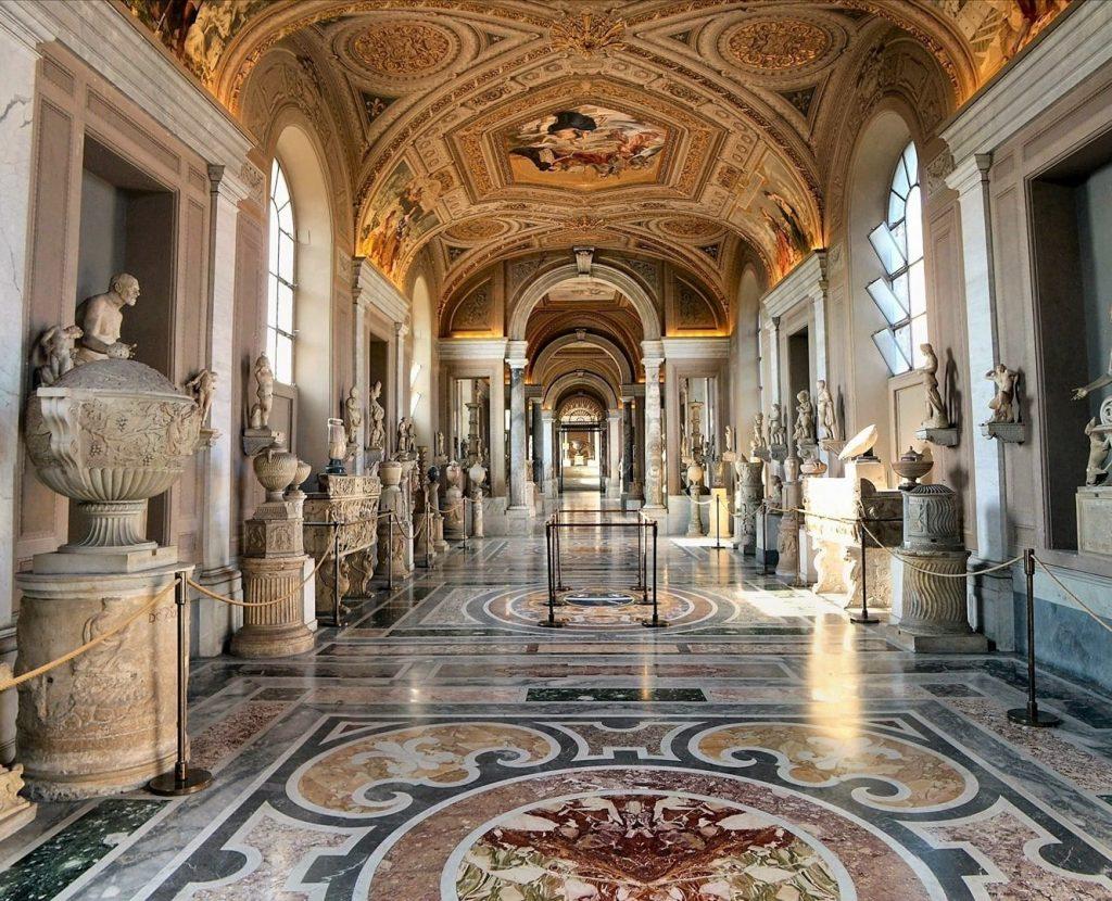 Visitare Online i Musei Vaticani di Roma - neomag.