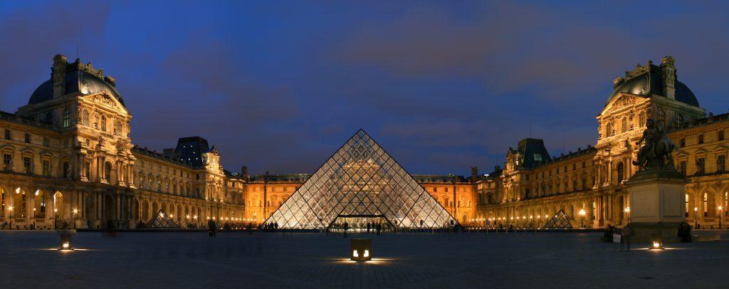 Visitare online il Louvre - Neomag.