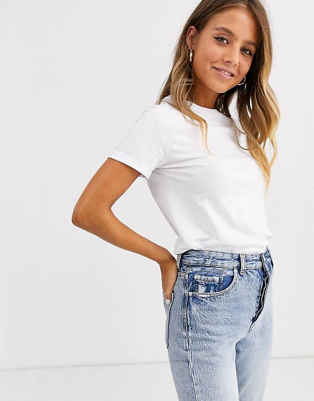 White T shirt - Neomag.