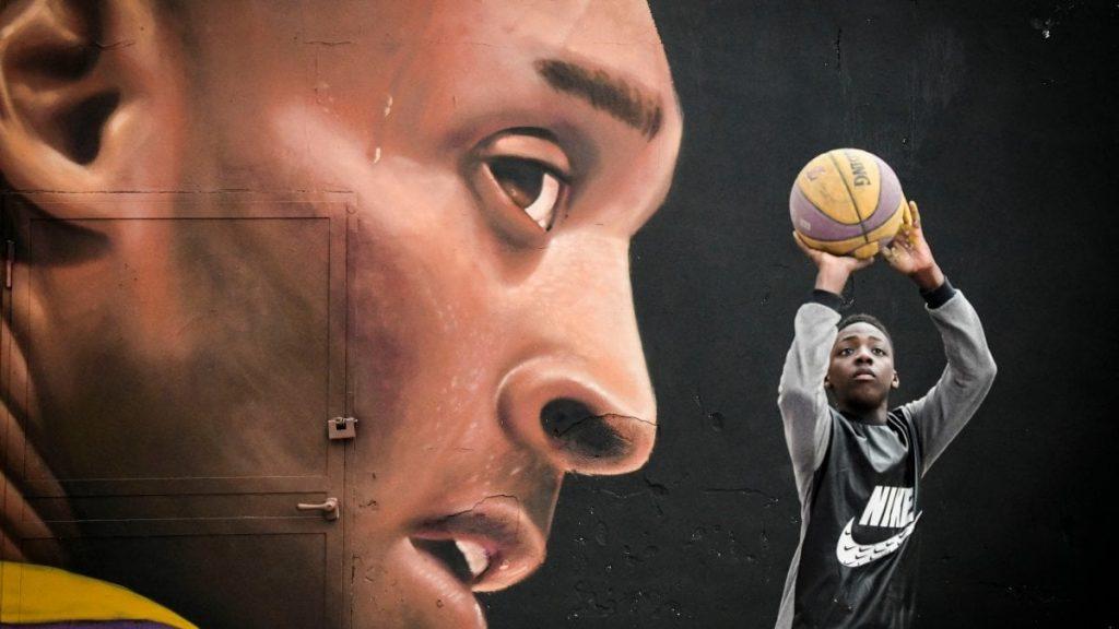 murale Kobe Bryant Napoli - Neomag.