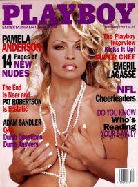 pamela anderson febbraio 1999 - neomag.