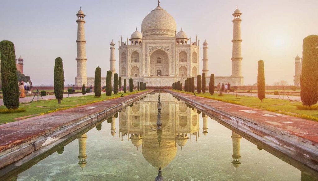 visitare il Taj Mahal - Neomag.