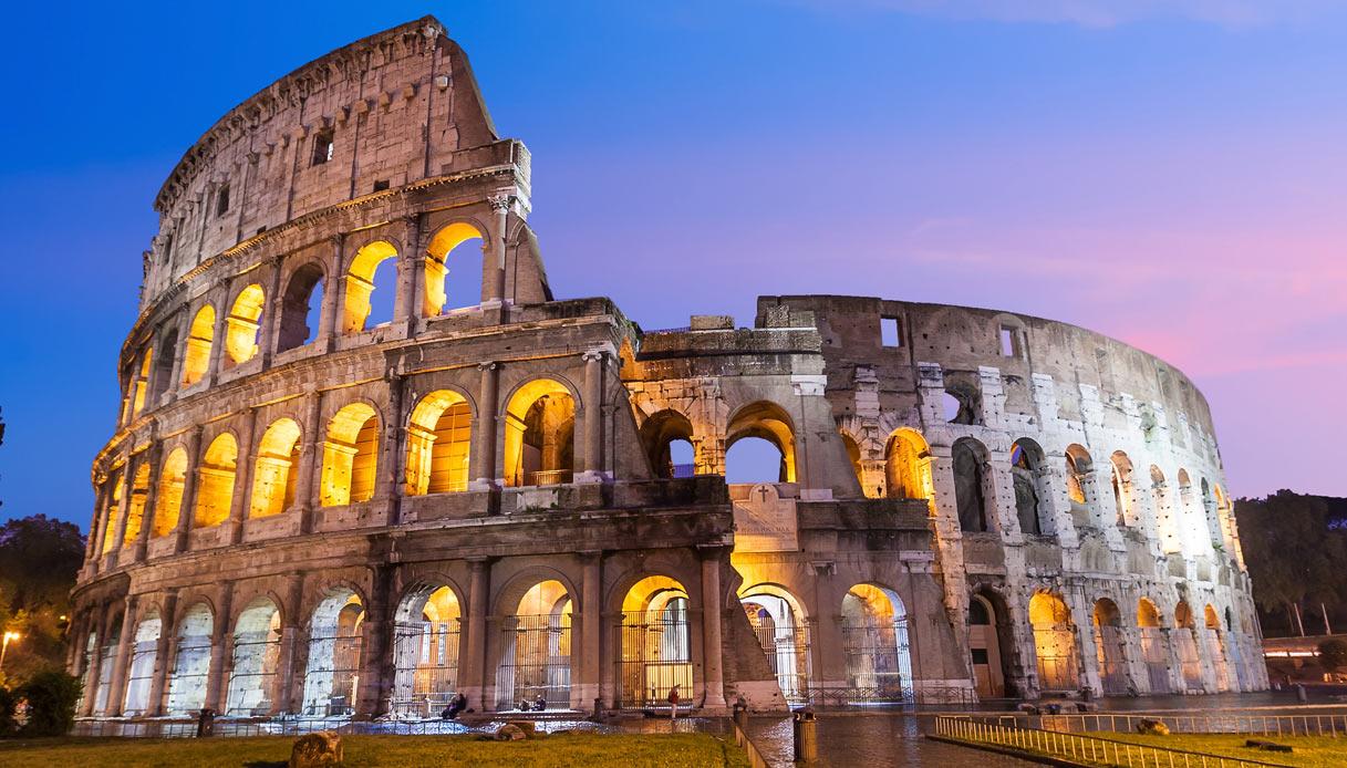 tour virtuale Colosseo - Neomag