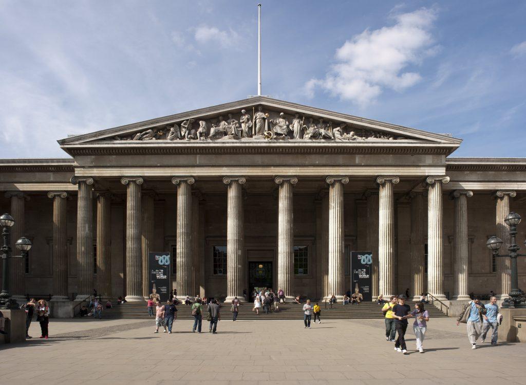visitare online il british museum - neomag.